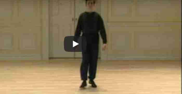 Menuet Invitation to Dance