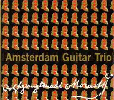 amsterdam guitar trio cd-mozart