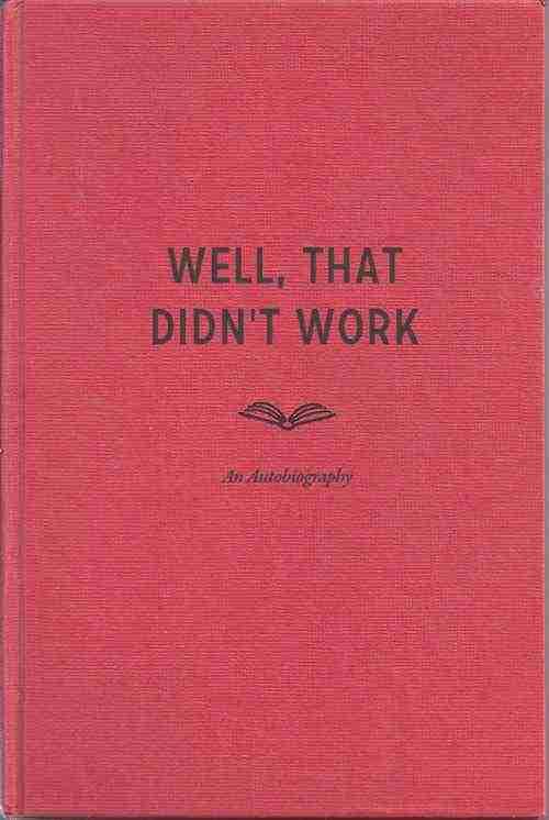 mogelijke titel autobiografie