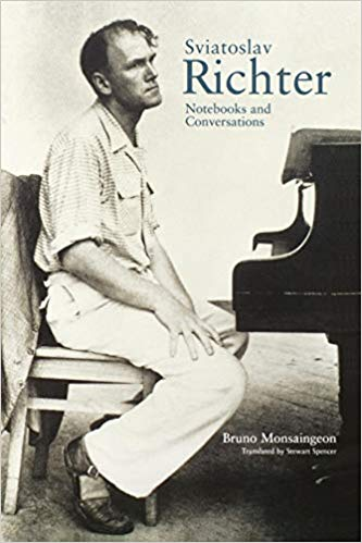 Sviatoslav Richter Notebooks and Conversations